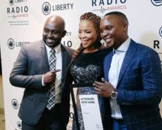 Mo Flava wins first Liberty Radio Award