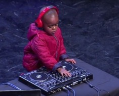 3 Year Old!! : World's Youngest Dj