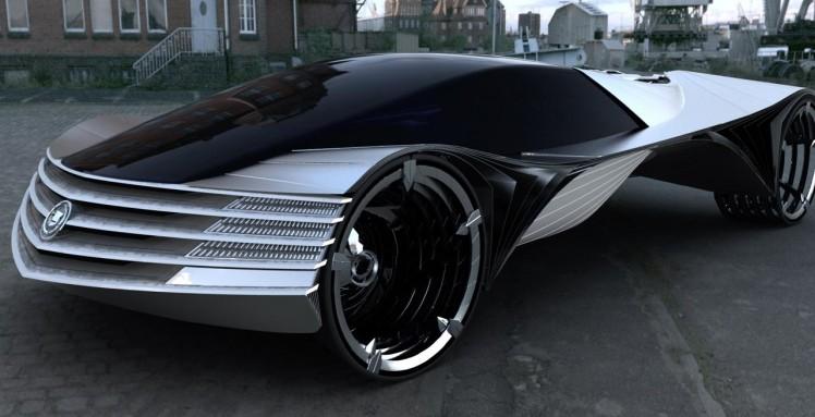Cadillac World Thorium Fuel Concept Car