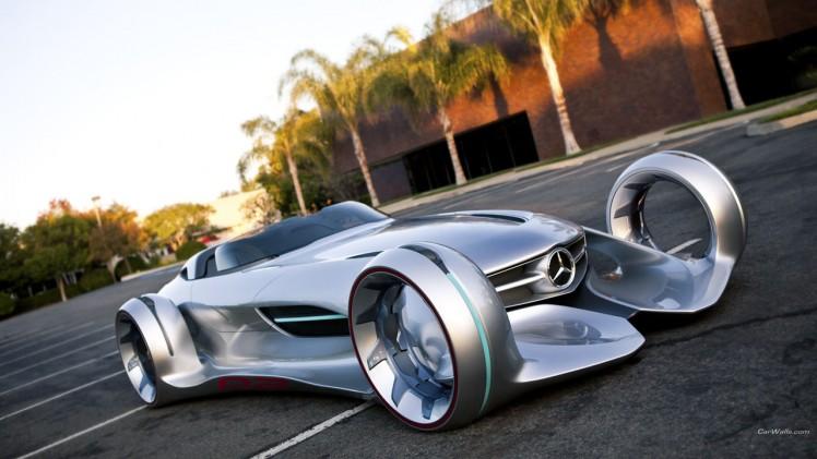 Captivating Mercedes Benz Silver Arrow
