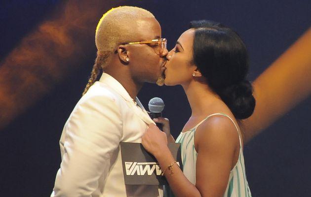 cassper+kiss