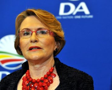 Helen Zille's 45 reasons Why She Should Not Be Suspended From The DA