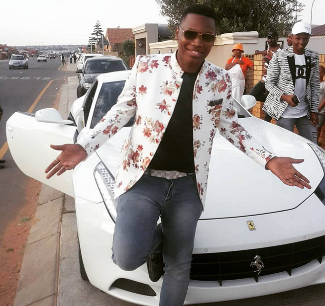 The youngest forex trader in south africa