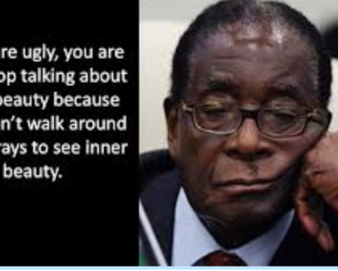 10 Funniest Mugabe Quotes