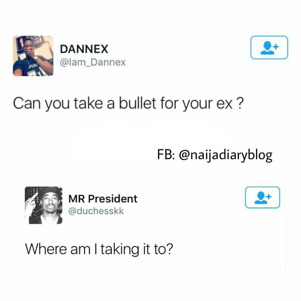 Hilarious African Twitter Responses Part 1 - Viral Feed
