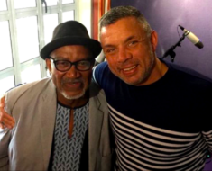 Funniest Reactions To Mark Fish Mistaking Sipho 'Hotstix' Mabuse For Hugh Masekela