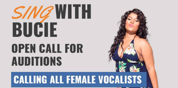 Sing With Bucie Auditions Now Open - Viral Feed South Africa