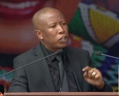 Funniest Reactions To The Julius Malema Challenge #JuliusMalemaChallenge