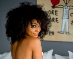Yhoo!! Pearl Thusi Is Dragged For Revealing Photo