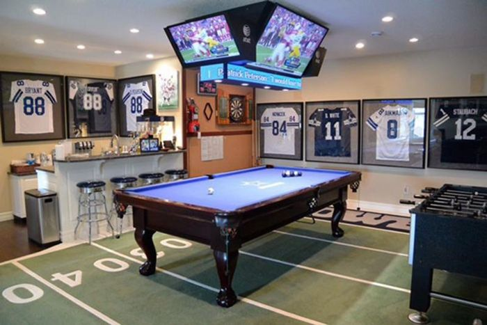 10 Coolest Man Cave Ideas Viral Feed South Africa