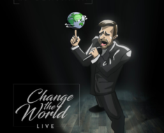 "RJ Benjamin - ""Change The World"""