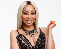 10 Things You Don't Know About Khanyi Mbau