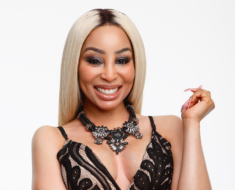 """Khanyi Mbau- """"I've had my flaws, my mistakes, my victories out in the open"""""""