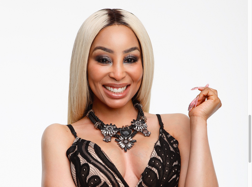 "Khanyi Mbau- ""I've had my flaws, my mistakes, my victories out in the open"""