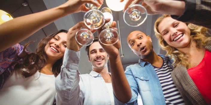 The Do's and Don'ts of Drinking at Your Office Year End Party