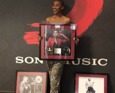 Zonke's L.O.V.E. Album Goes Gold