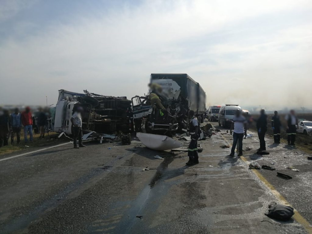 See Photos From N3 Accident That Killed 9 people and left 25