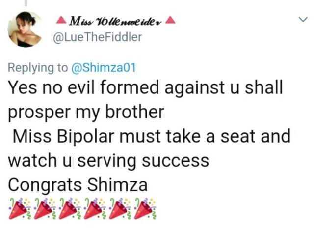 Tweeps React To Shimza Subbing K Naomi With His New Car - Viral Feed