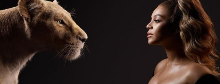 Beyoncé's Album, The Lion King: The Gift